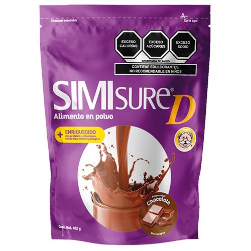 Comprar Simi Sure Diab Alimento En Polvo Sabor A Chocolate