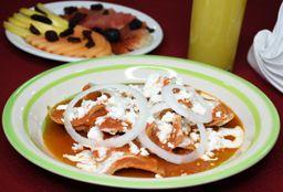 Combo Chilaquiles