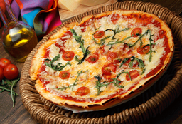 Keto Pizza Margarita / 2.5g Net Carbs