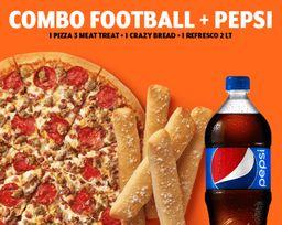 Combo Football Pepsi
