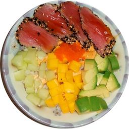 Zen Maguro bowl