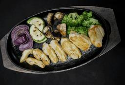 Teppanyaki de Pollo