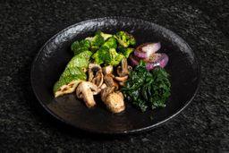 Teppanyaki Vegetariano