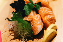 Sashimi De 3 Pescados