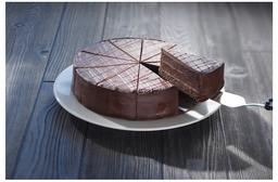 Big chocolate cake 3 capas completo