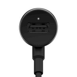 Motorola Cargador de Auto Negro Turbo Power 25