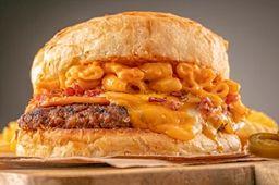 Hamburguesa Mc&Cheese
