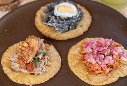 Tacos o Salbutes