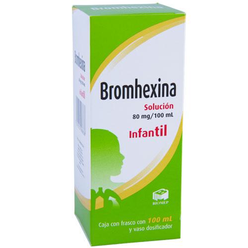 Comprar Bromhexina Biomep