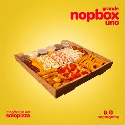 NopBox 1 + Pizza de peperoni