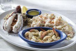 Lobster and Shrimp Trio