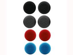 MandaLibre 8 Grips Texturizados Para Joycon de Nintendo Switch