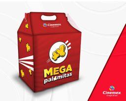 Mega Palomitas Chips y Ruffles