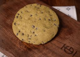 Galleta de Té Verde y Chocolate