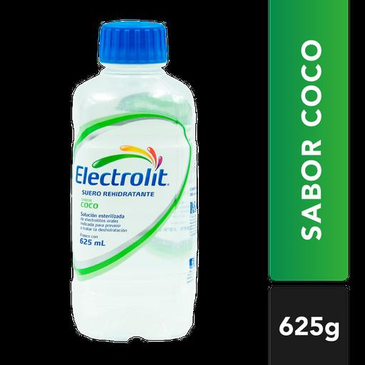 Electrolit Suero Rehidratante Coco Botella