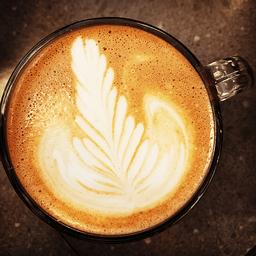 Latte Rompope