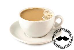 Latte Mazapán