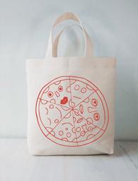 Tote bag Pizza Félix