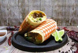 Burrito de Alambre de Res