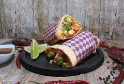 Burrito de Alambre de Pollo