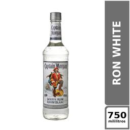 Captain Morgan Withe 750 ml