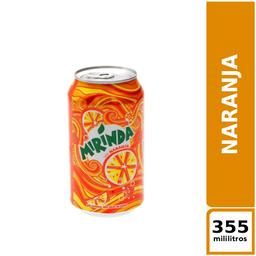 Mirinda Naranja 355 ml