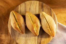Pan con Crema de Ajo