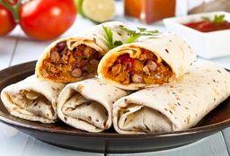 Burrito Chicharrón Norteño