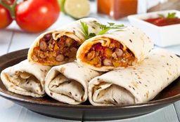 Burrito Discada