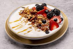 Yoghurt y Berries
