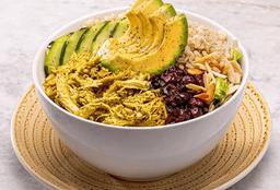 Bowl Pollo con Curry