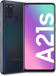 Samsung Galaxy A21S 64 GB Negro