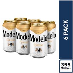 Six Pack Modelo Especial 355 ml