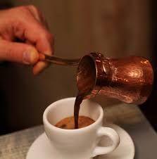 Café Turco Mediano