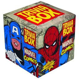 Trivia Box Marvel