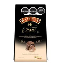 Chocolates Turin Baileys 120gr