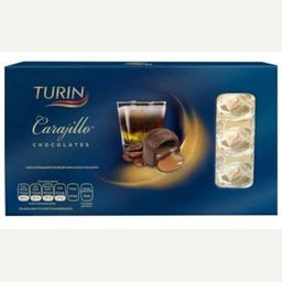 Chocolates Turin Carajillo 150gr