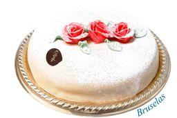Pastel Bruselas