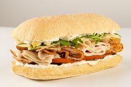Sándwich de Alcachofa y Espinaca