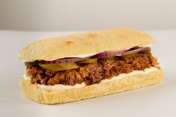 Sándwich BBQ