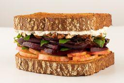 Sándwich Betabel
