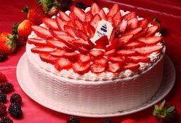 Pastel fresas con crema baby 1.3 kg apro