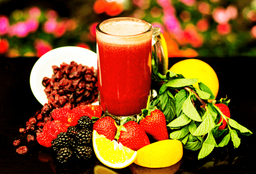 Jugo Antioxidante