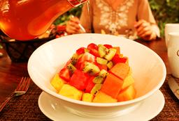 Plato de Fruta Mixto