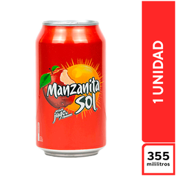 Manzanita Sol 335 ml