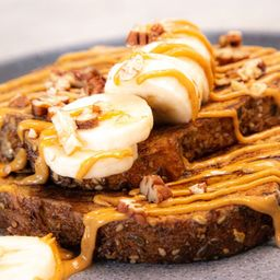 Pan Francés Peanut Butter