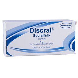 Discral (1 G)