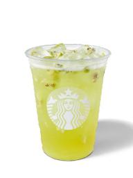 Kiwi Starfruit Refresher con limonada