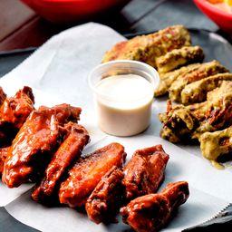 Chicken Wings 25 Piezas