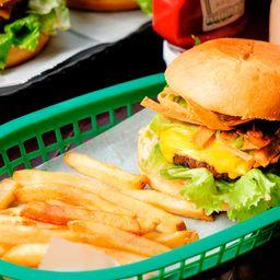 McCarthy's Burger